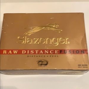 Slazenger Golf Balls Raw Distance NWOT